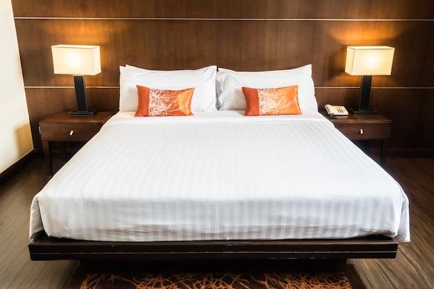 2ナイトでdobleベッド 無料写真