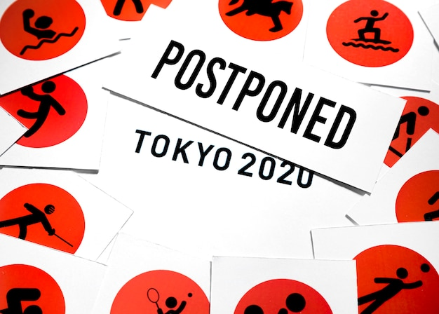 2020 sports event postponed arrangement Free Photo