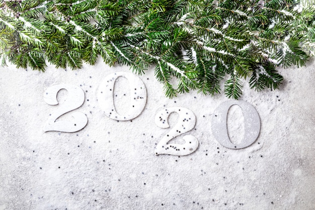 アイデアハッピーニューイヤー2020 Premium写真