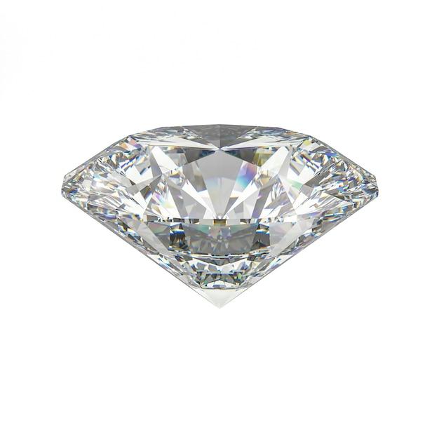 ダイヤモンド3 d Premium写真