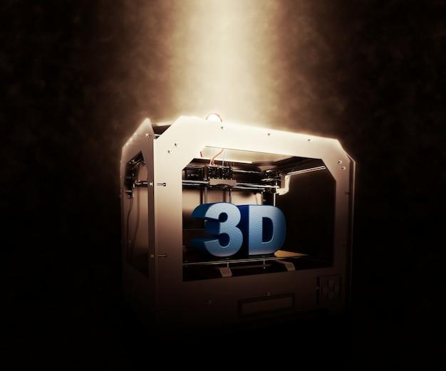 3d printer Free Photo
