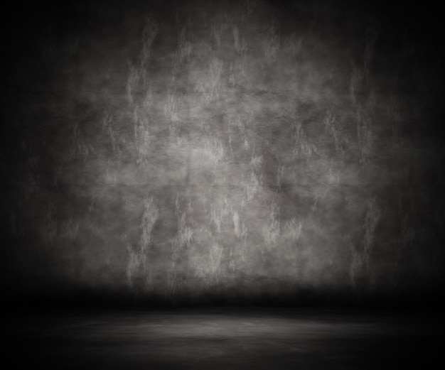 3d render of a grunge room interior Free Photo