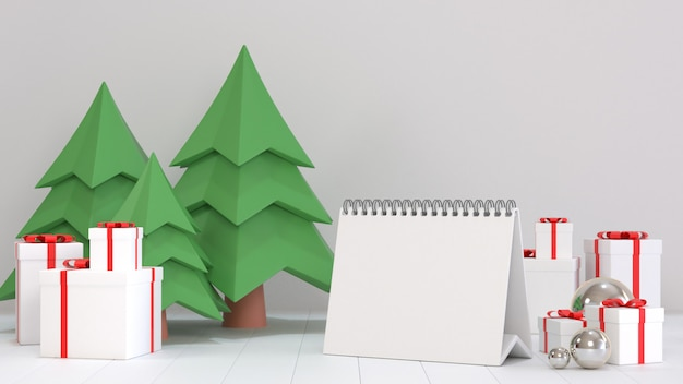 10 holiday decorating ideas for your office cubicle.htm 3d render image of blank calendar paper for next year goal  3d render image of blank calendar paper