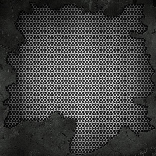 3dの金属の背景 無料写真