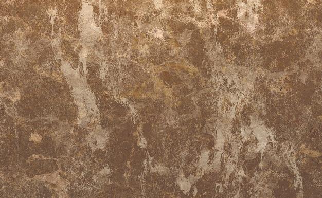 3d-рендеринг, коричневая роскошная мраморная текстура фон, пустой экземпляр пространства для продвижения Premium Фотографии