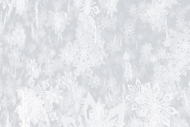 新年降雪3dのテーマのイラスト Premium写真