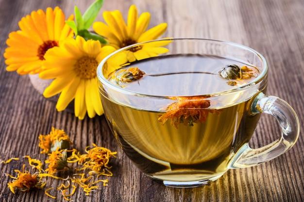 надежные чай из календулы картинки имя переводе