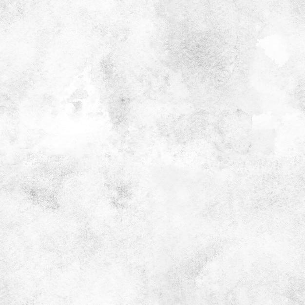Безшовная картина с белой серой предпосылкой с мягкой текстурой акварели. Premium Фотографии