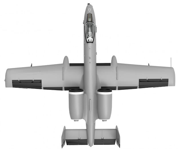 Маленький военный самолет Premium Фотографии