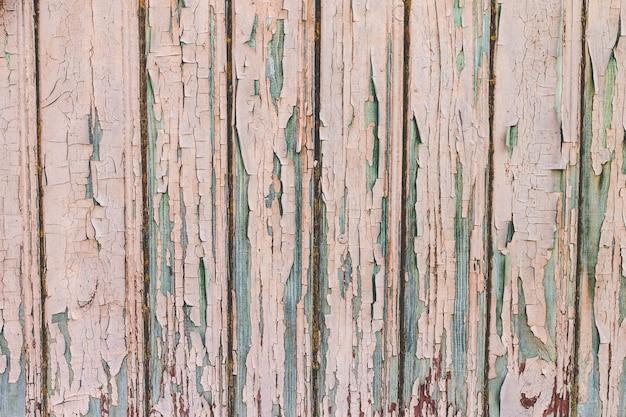 木の板グランジ背景 Premium写真
