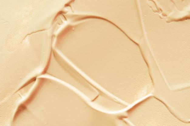 Текстура жидкой основы. Premium Фотографии
