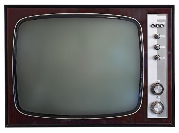 ビンテージテレビ Premium写真
