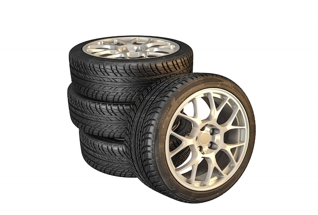 新車用タイヤ Premium写真