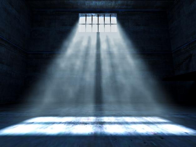 Тюрьма крытая Premium Фотографии