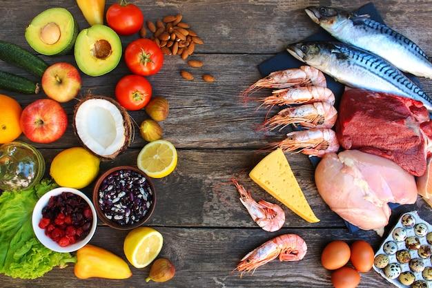 動植物由来の健康食品。 Premium写真