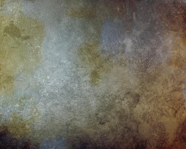 グランジ金属の背景 無料写真