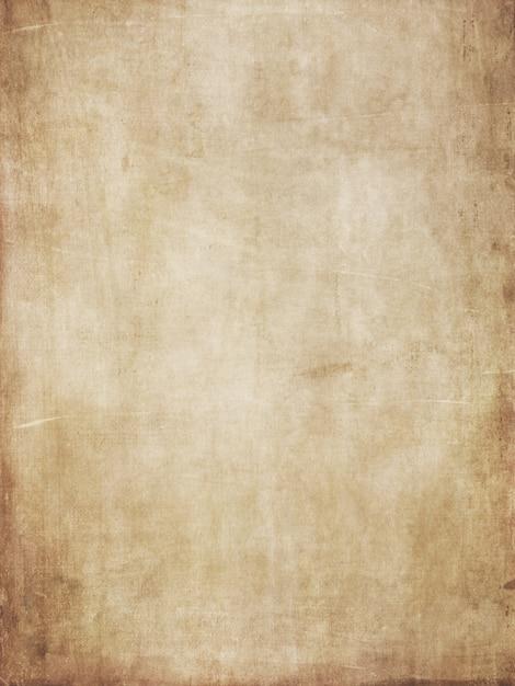 ビンテージグランジ紙の背景 無料写真