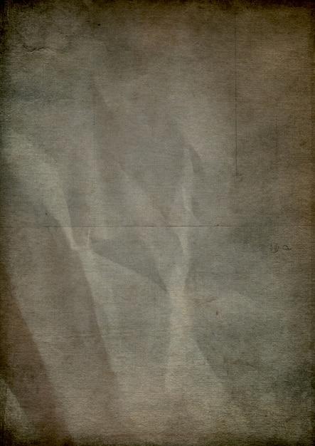 グランジスタイルの紙テクスチャ背景 無料写真
