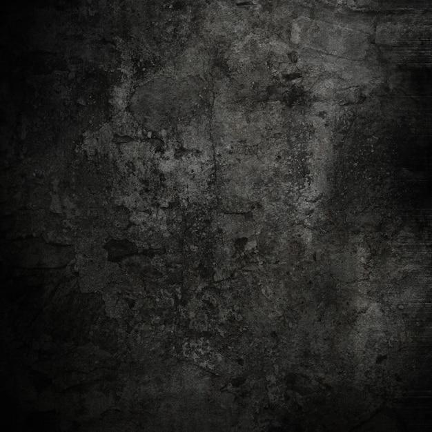 ブラックコンクリートテクスチャ 無料写真