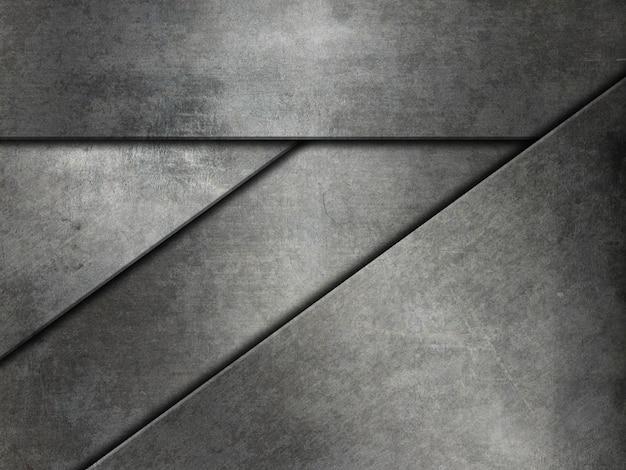 Гранж фон текстуру металла Бесплатные Фотографии