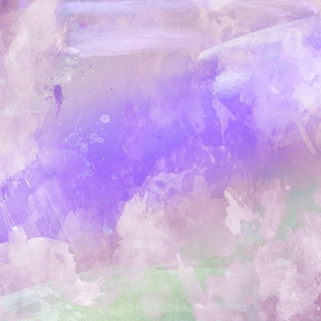 グランジ水彩テクスチャの背景 無料写真
