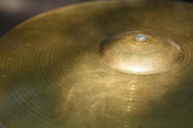 ドラムプレートを閉じます。 Premium写真