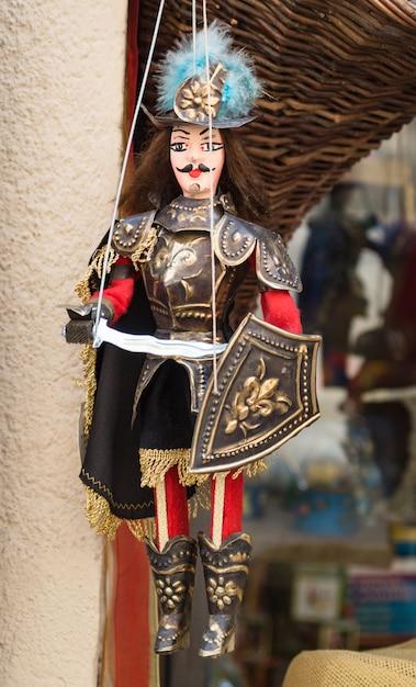 シチリア人形 Premium写真
