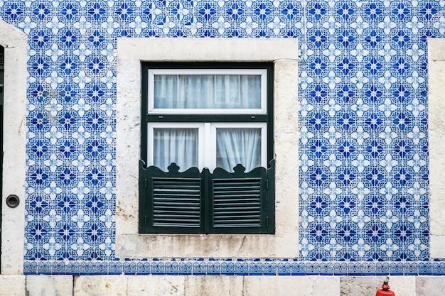 Лиссабон в португалии Premium Фотографии