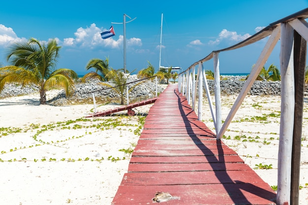 カヨブランコ、キューバ Premium写真
