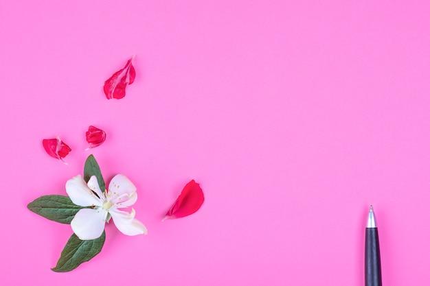 Открытка ручка с цветами, поздравительных открытки