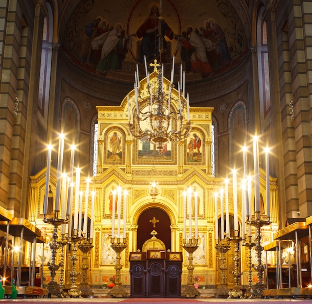 聖スピリドン正教会、トリエステ Premium写真