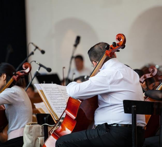 通りのオーケストラ Premium写真