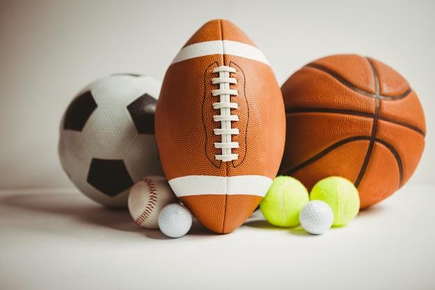 別のボールスポーツのビュー Premium写真