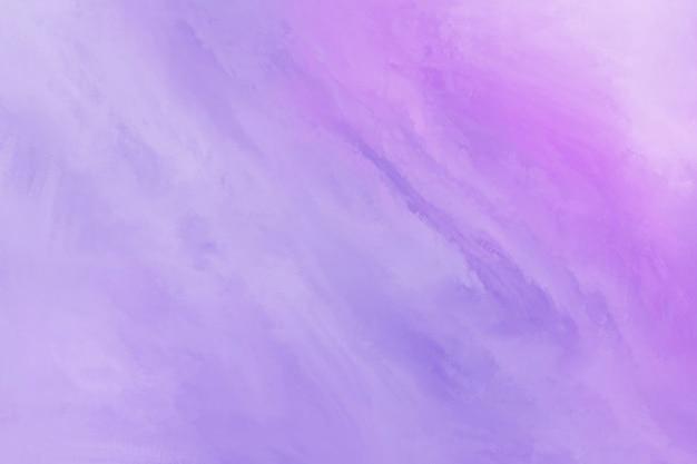紫とピンクの水彩テクスチャ背景 無料写真