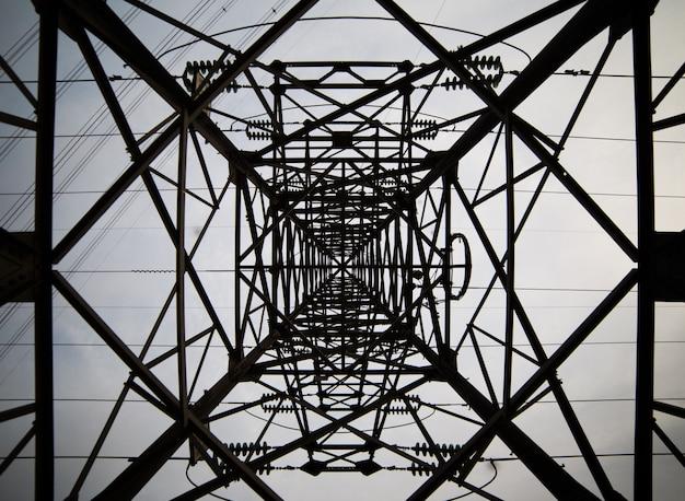 ビュー内部の光の塔 無料写真