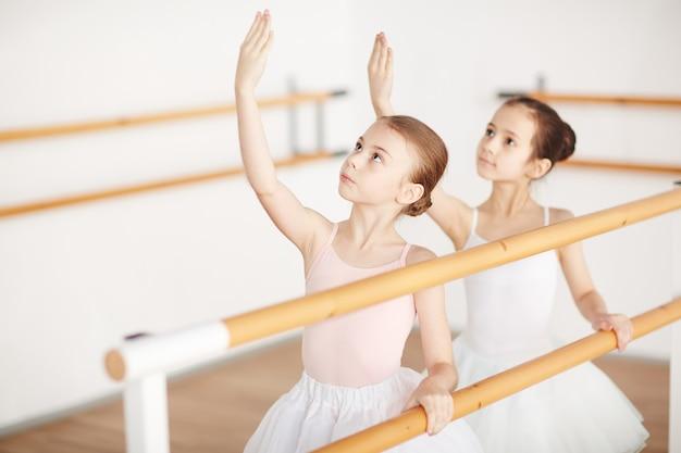 バレエ少女 無料写真