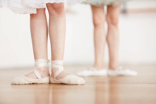 バレエ練習 無料写真