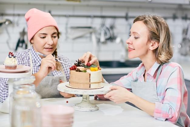 フルーツケーキ 無料写真