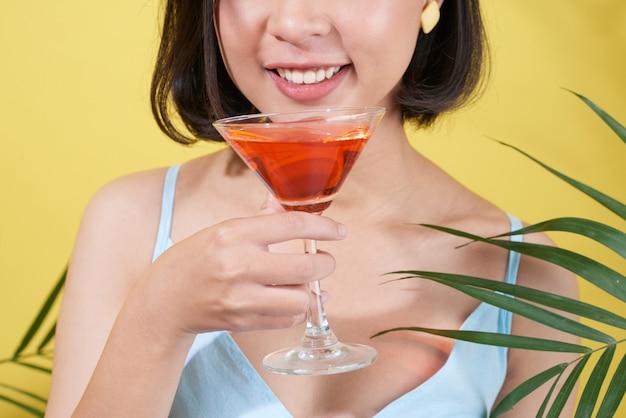 Пить вкусный коктейль Бесплатные Фотографии
