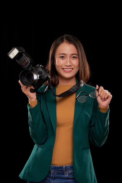プロカメラマン 無料写真