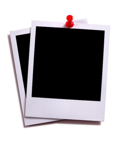 ポラロイドの写真 無料写真