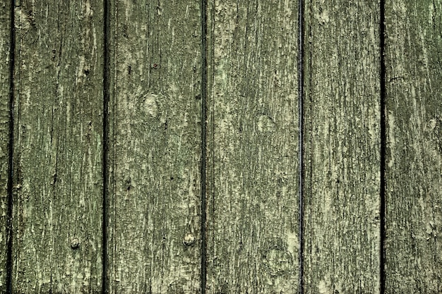 古い塗られた木製の背景 無料写真