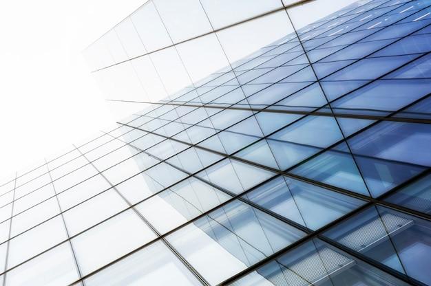 Очки небоскреба Premium Фотографии