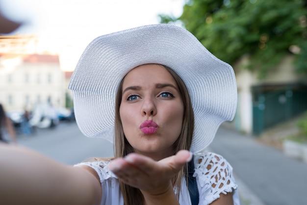 君へのキス Premium写真