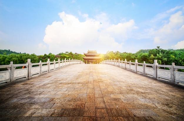 Древний арочный мост в китае Бесплатные Фотографии