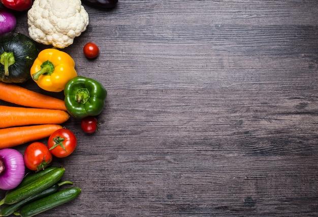 野菜と表 無料写真