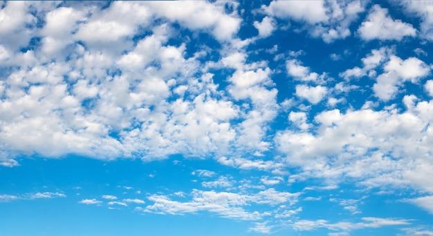 雲と青空 無料の写真