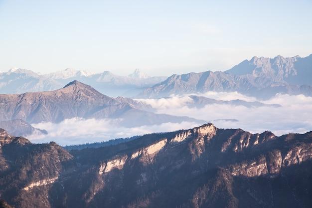 山脈 無料写真