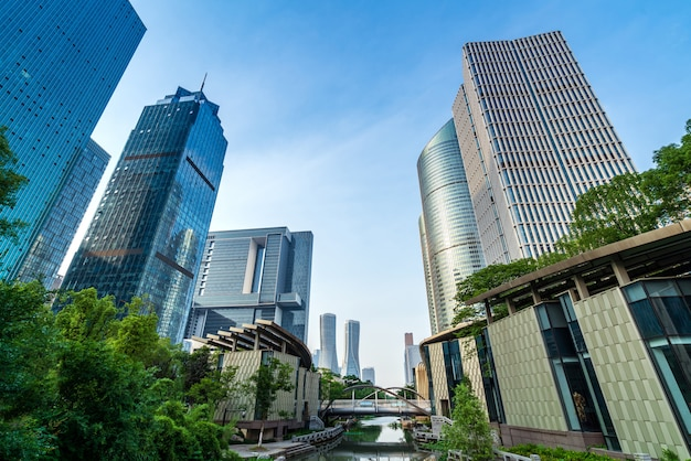 杭州の近代建築 Premium写真