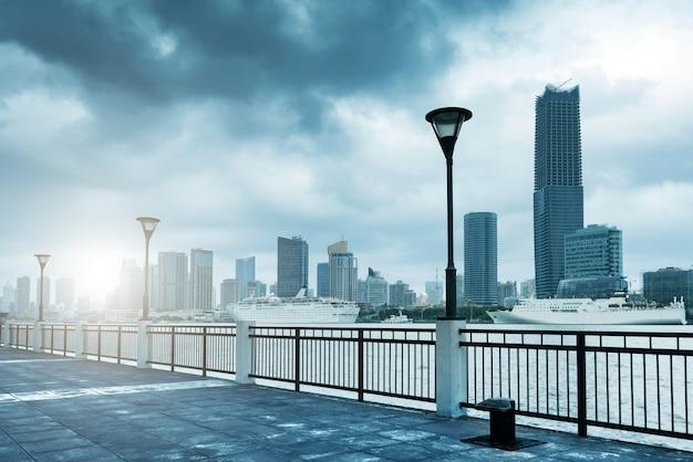 中国上海外灘 Premium写真